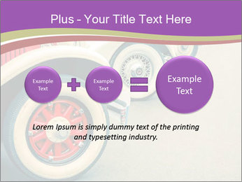 Vintage Car PowerPoint Templates - Slide 75