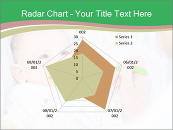 Mother feeding PowerPoint Template - Slide 51