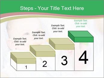 Mother feeding PowerPoint Templates - Slide 64