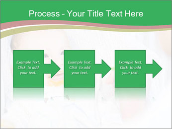 Mother feeding PowerPoint Template - Slide 88