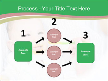 Mother feeding PowerPoint Template - Slide 92