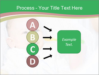 Mother feeding PowerPoint Templates - Slide 94