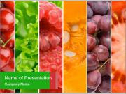 Healthy food PowerPoint Templates