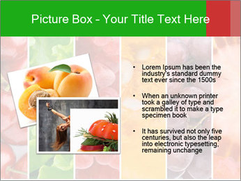 Healthy food PowerPoint Template - Slide 20