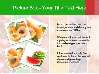 Healthy food PowerPoint Template - Slide 23