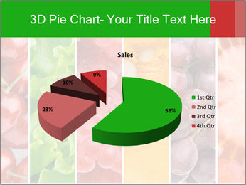 Healthy food PowerPoint Template - Slide 35