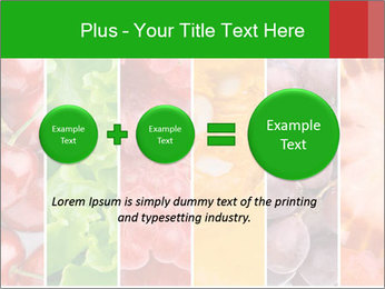 Healthy food PowerPoint Template - Slide 75