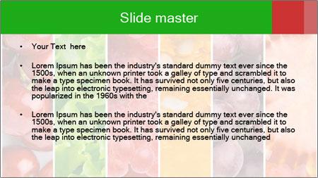 Healthy food PowerPoint Template - Slide 2