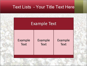 Fields of Cotton PowerPoint Templates - Slide 59