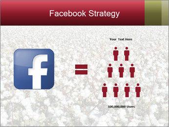 Fields of Cotton PowerPoint Template - Slide 7