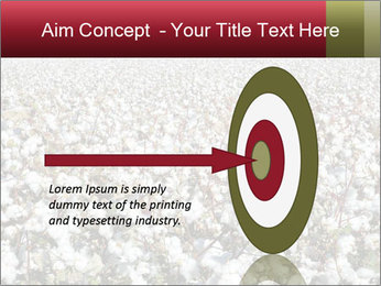 Fields of Cotton PowerPoint Template - Slide 83