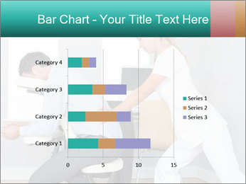 Masseuse treating clients PowerPoint Templates - Slide 52