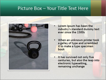 Fitness PowerPoint Templates - Slide 13