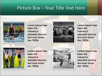 Fitness PowerPoint Templates - Slide 14