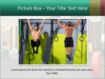 Fitness PowerPoint Template - Slide 16