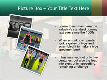 Fitness PowerPoint Template - Slide 17