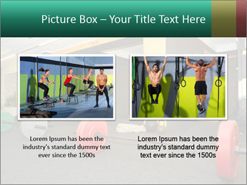 Fitness PowerPoint Template - Slide 18