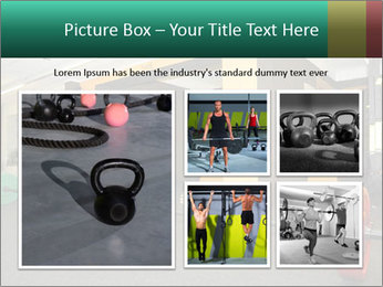 Fitness PowerPoint Template - Slide 19