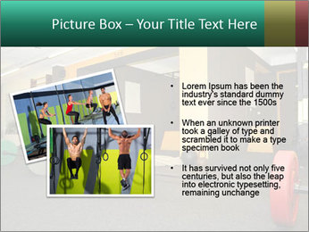 Fitness PowerPoint Template - Slide 20