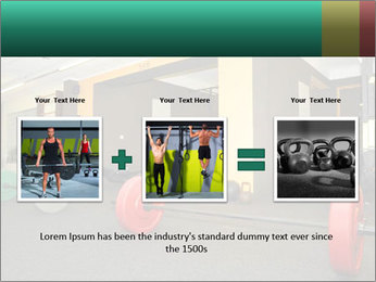 Fitness PowerPoint Templates - Slide 22