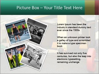 Fitness PowerPoint Template - Slide 23