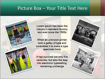 Fitness PowerPoint Template - Slide 24
