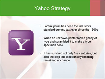 Severely burned skin PowerPoint Template - Slide 11