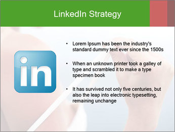Severely burned skin PowerPoint Template - Slide 12