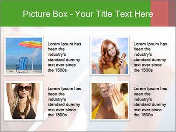 Severely burned skin PowerPoint Templates - Slide 14