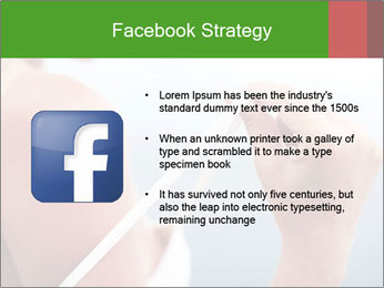 Severely burned skin PowerPoint Template - Slide 6