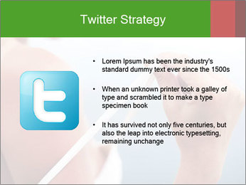 Severely burned skin PowerPoint Template - Slide 9