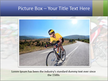 Bicycle PowerPoint Template - Slide 16