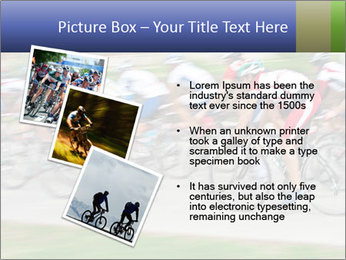 Bicycle PowerPoint Template - Slide 17