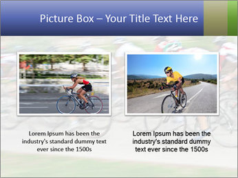 Bicycle PowerPoint Template - Slide 18