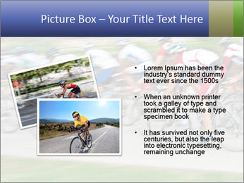 Bicycle PowerPoint Template - Slide 20