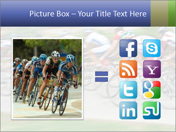 Bicycle PowerPoint Template - Slide 21