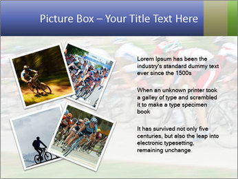 Bicycle PowerPoint Template - Slide 23