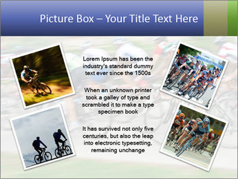 Bicycle PowerPoint Template - Slide 24