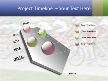 Bicycle PowerPoint Template - Slide 26