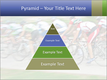 Bicycle PowerPoint Template - Slide 30