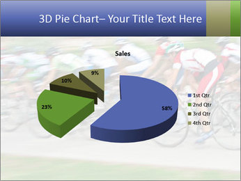 Bicycle PowerPoint Template - Slide 35