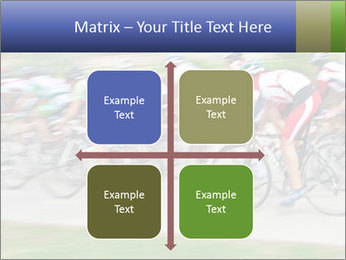 Bicycle PowerPoint Template - Slide 37