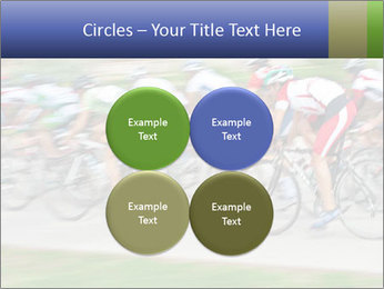 Bicycle PowerPoint Template - Slide 38