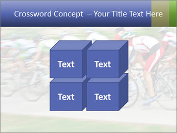 Bicycle PowerPoint Template - Slide 39