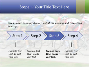 Bicycle PowerPoint Template - Slide 4