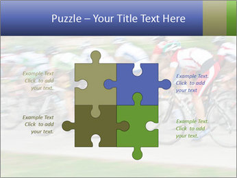 Bicycle PowerPoint Templates - Slide 43