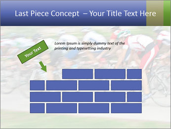 Bicycle PowerPoint Templates - Slide 46