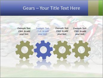 Bicycle PowerPoint Templates - Slide 48
