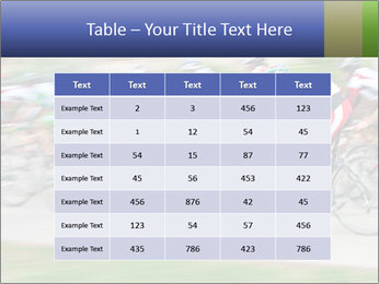 Bicycle PowerPoint Templates - Slide 55