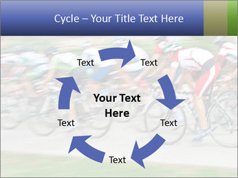 Bicycle PowerPoint Template - Slide 62